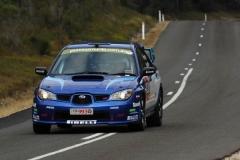 2008 Targa Tasmania