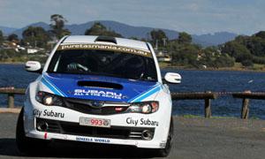 Targa Tasmania 2011